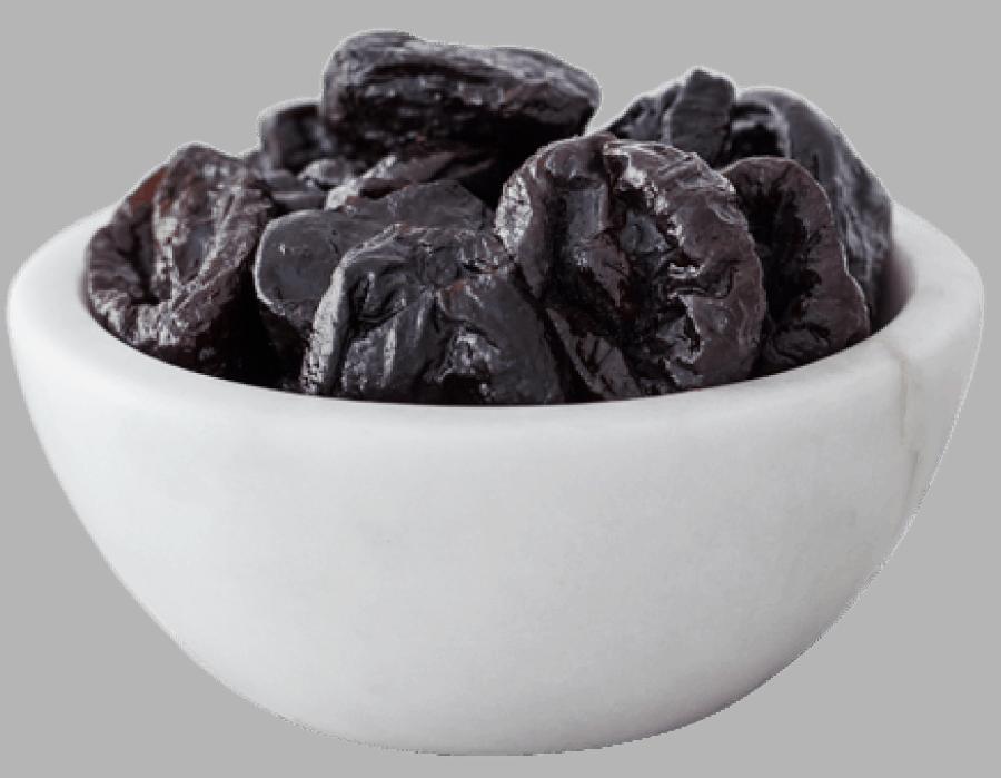 Bowl of California Prunes