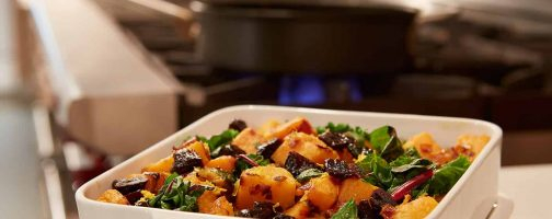Your GPS to Health: Greens, California Prunes and Squash