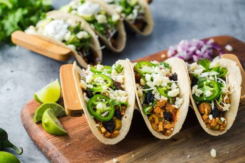 Recipe Photos - Turkey Tacos Picadillos by Carissa Galloway, RDN
