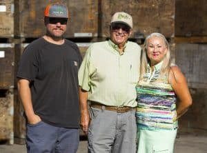 Mitchell Family- Prune Growers