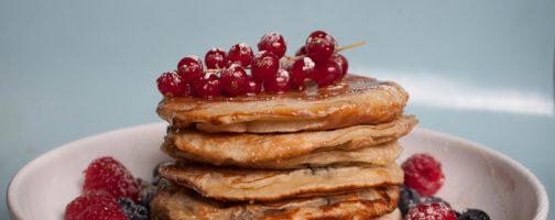 California Prune Pancakes
