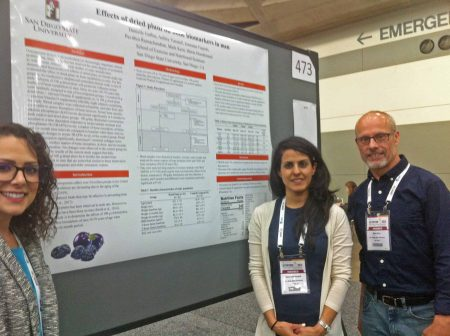 Prune Research at Nutrition 2019
