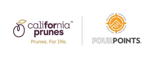 Fourpoints + California Prunes