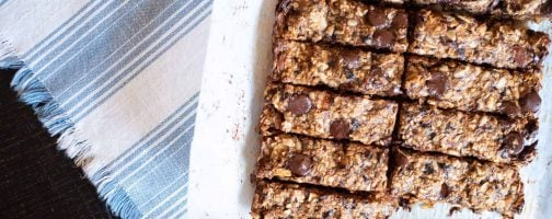 Annessa Chumbley's Homemade California Prune Energy Bars