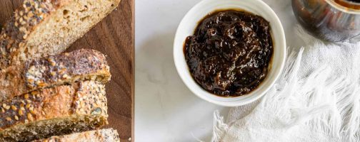 Spiced California Prune Jam